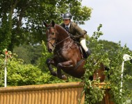 Clare Lambert and SBT Miller on their way to a 3rd place in the opening FEHL Qualifier at Scarteen