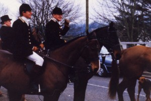 Thadys Last Meet on Jacko - Lattin (23rd February 1987)